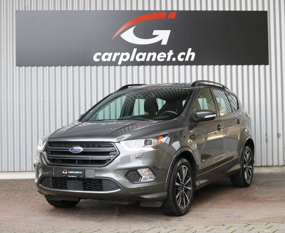 Ford Kuga 2.0 TDCi 150 PS ST-Line 4WD