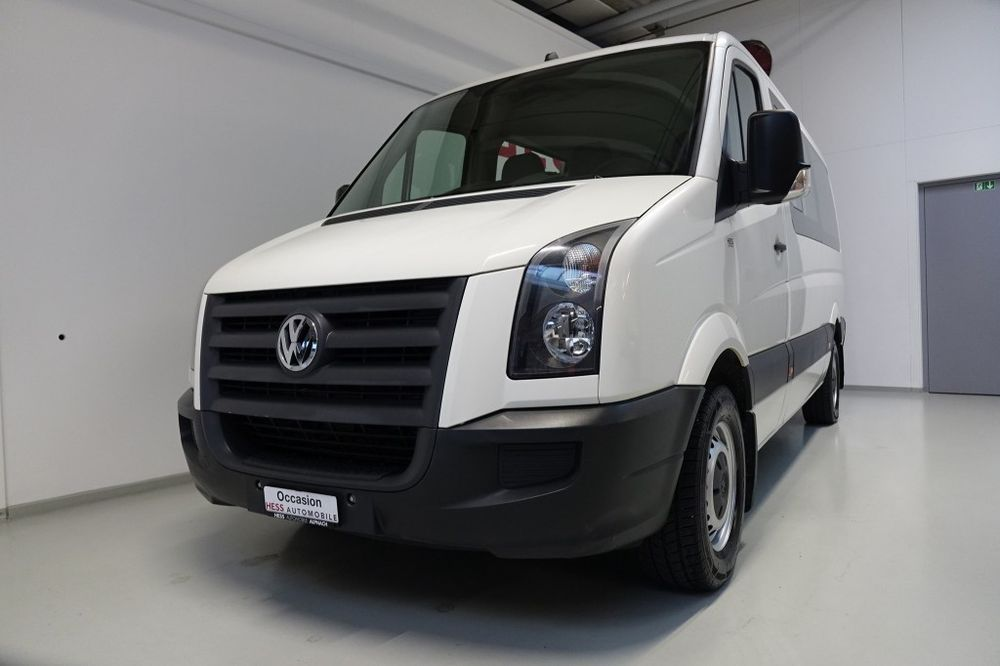 VW Crafter 35 2.5 TDI 109 PS