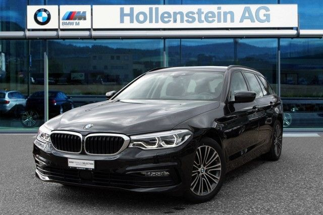 BMW 520d xDrive TouringSport
