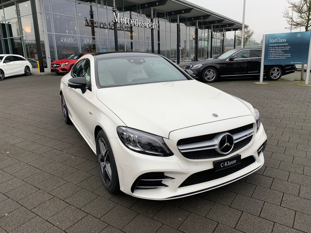 Mercedes-Benz C 43 AMG 4Matic 9G-tronic