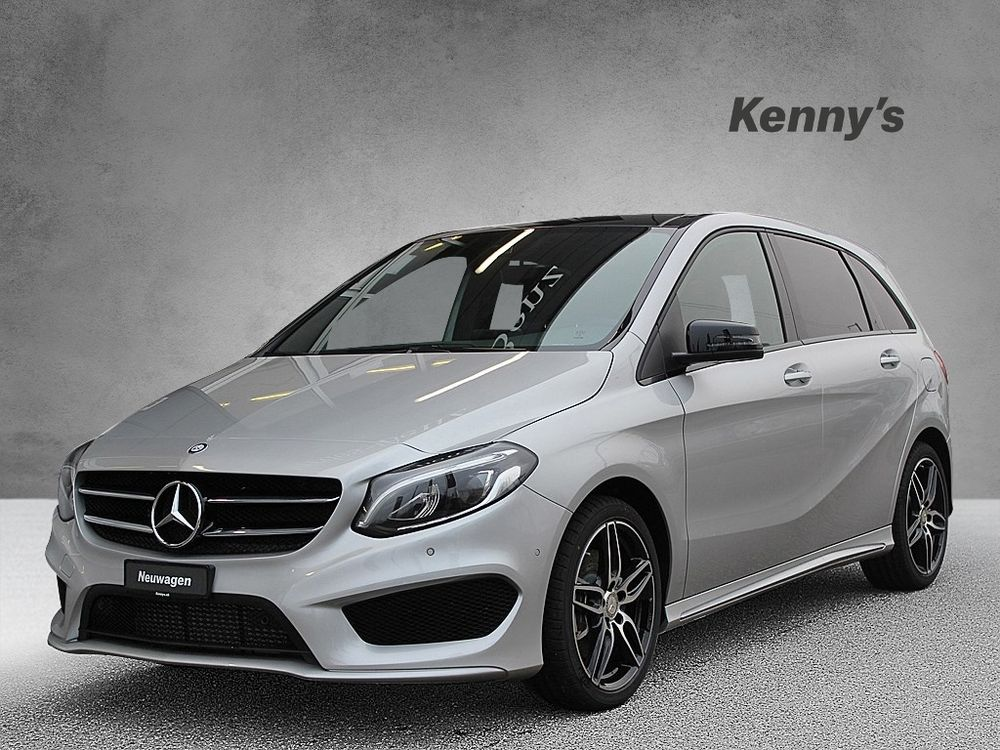 Mercedes-Benz B 220 d Swiss Star AMG Line 4Matic