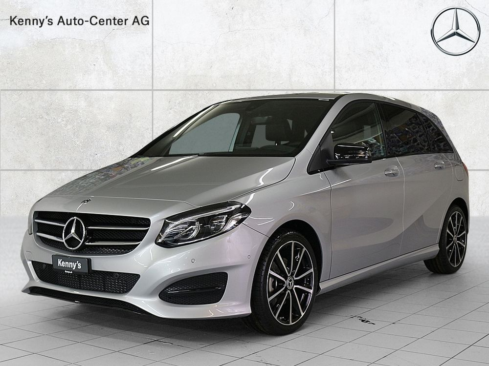 Mercedes-Benz B 200 Night Star