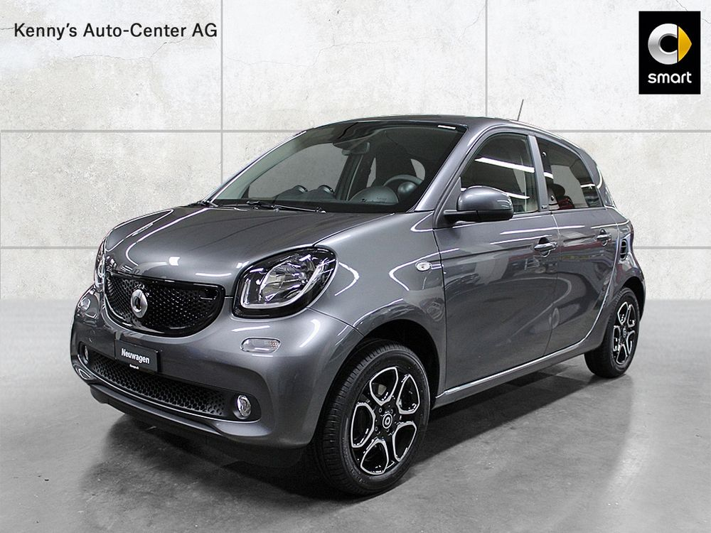 Smart Forfour citypassion 71PS twinamic