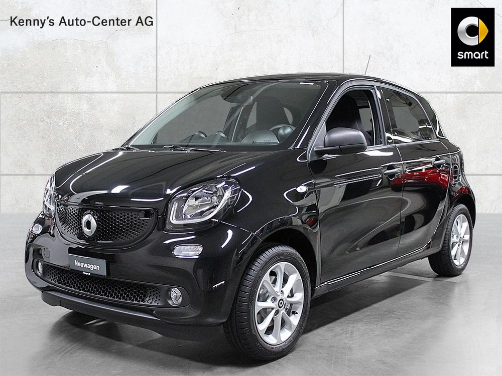 Smart Forfour citypassion 90PS twinamic