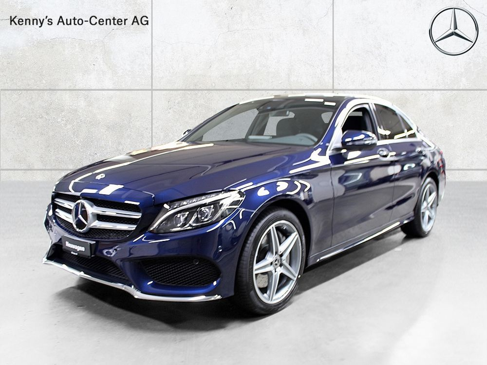 Mercedes-Benz C 250 d Swiss Star AMG Line 4Matic
