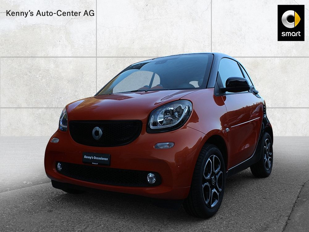 Smart Fortwo coupé passion 90PS
