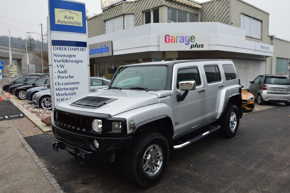 Hummer H3 3.7 Luxury Automatic