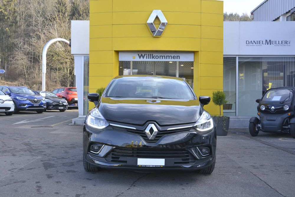 Renault Clio 1.2 TCe 120 Intens