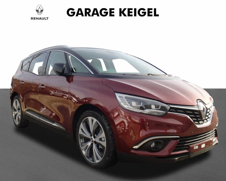 Renault Grand Scénic 1.6 dCi 160 Intens EDC