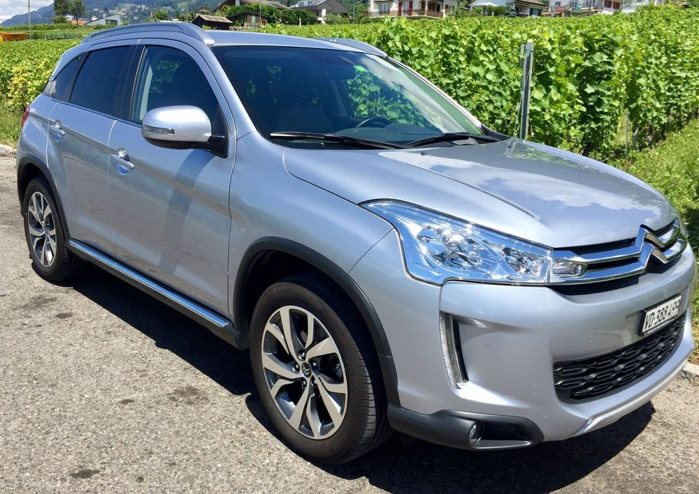 CITROEN C4 Aircross 1.6 HDi Collection 4WD