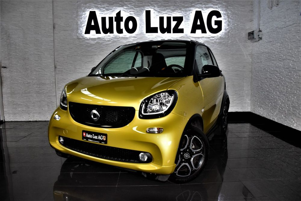 Smart fortwo passion twinmatic