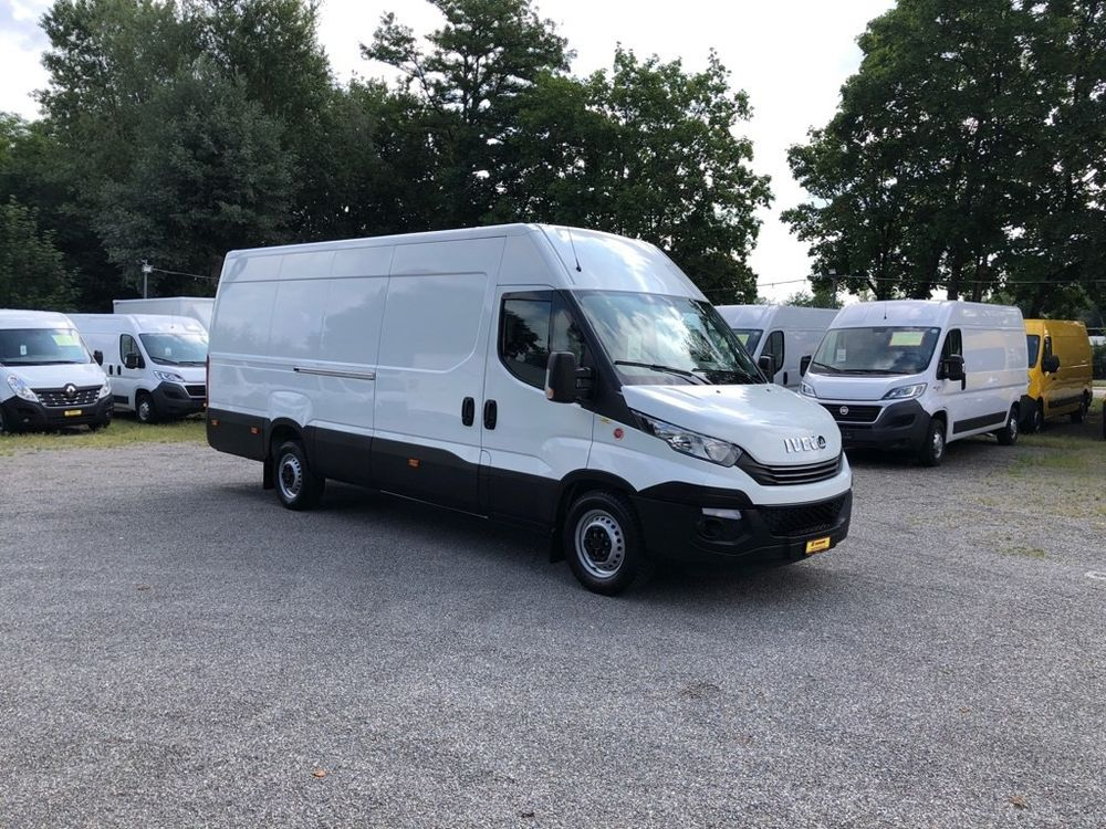 Iveco DAILY 35 S 14 A8 Kasten Lang / Hoch