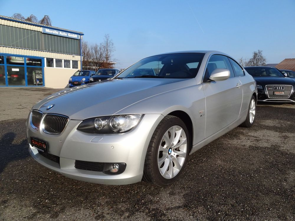 BMW 325i xDrive Coupé Steptronic