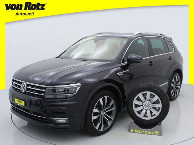 VW Tiguan 2.0TSI High 4M
