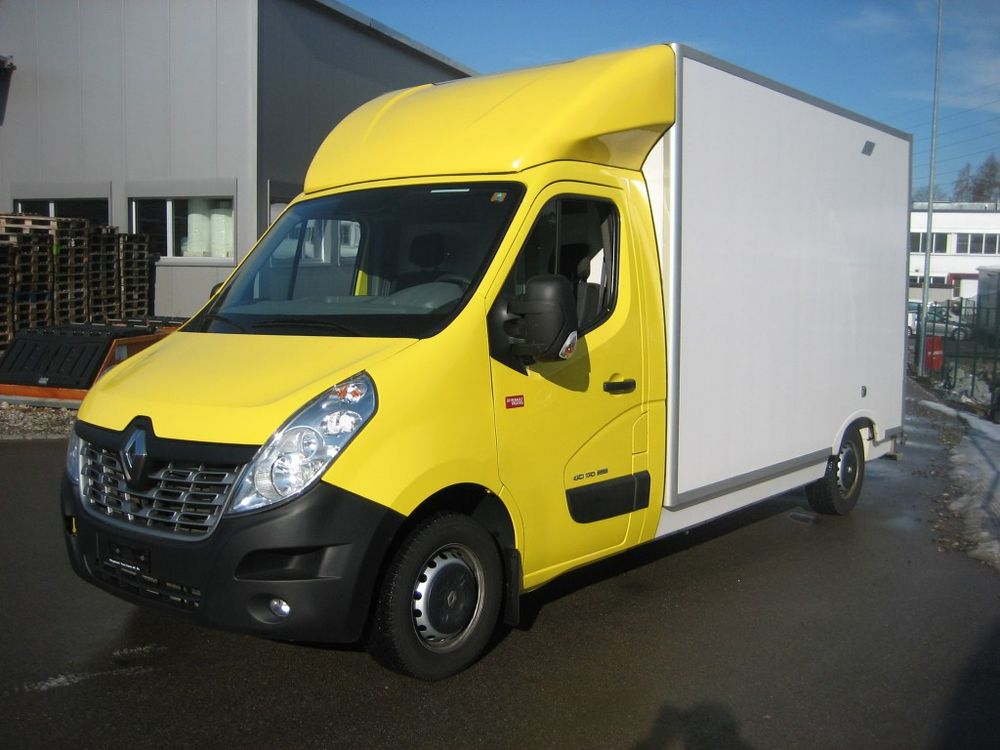 Renault Master T35 ENERGY 2.3dCi 170 L2