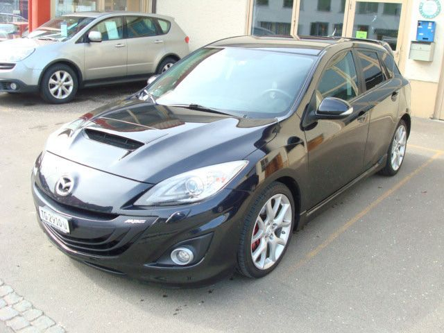 Mazda 3 2.3 16V DISI Turbo MPS