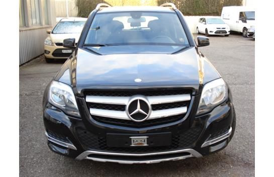 Mercedes-Benz GLK 220 BlueTEC 4Matic 7G-Tronic