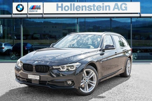 BMW 320d xDrive Touring EdSpo