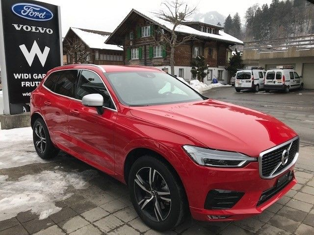 Volvo XC60 D4 AWD R-Design Geartronic