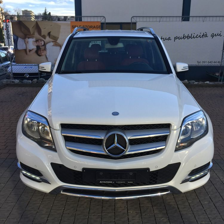 Mercedes-Benz GLK 220 BlueTEC Swiss Star Ed. 4Matic 7