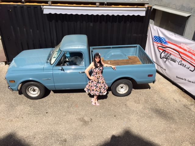 CHEVROLET C10 Shortbed 1/2 Ton Fleetside