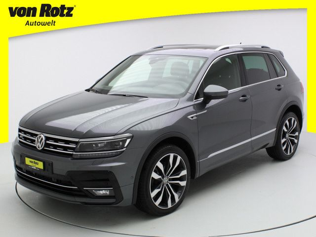 VW Tiguan 2.0TDI High 4M