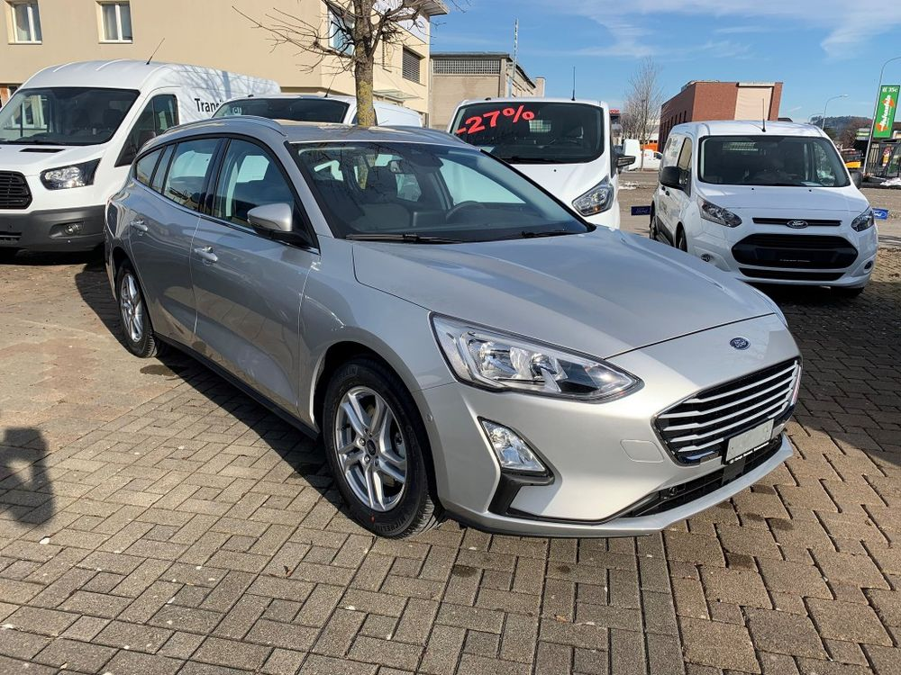 Ford Focus 1.0 SCTi Trend+ Automatic