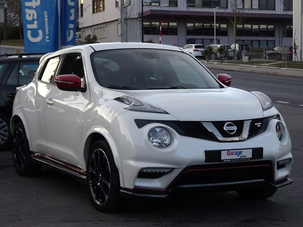 Nissan Juke 1.6 DIG-T Nismo RS 4x4 Xtronic M-C