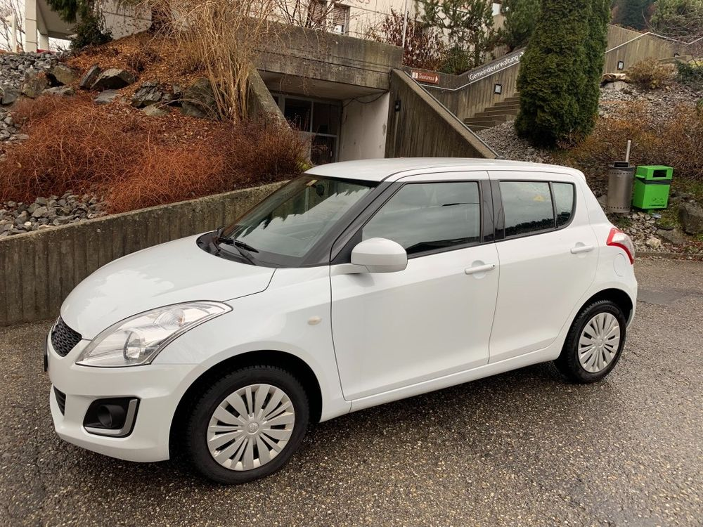 Suzuki Swift 1.2i 16V Unico 4x4