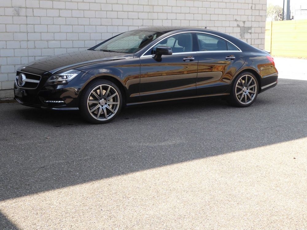 Mercedes-Benz CLS 500 4Matic 7G-Tronic