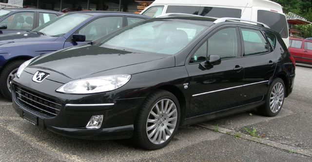 PEUGEOT 407 SW 2.0 HDI Confort Automatic