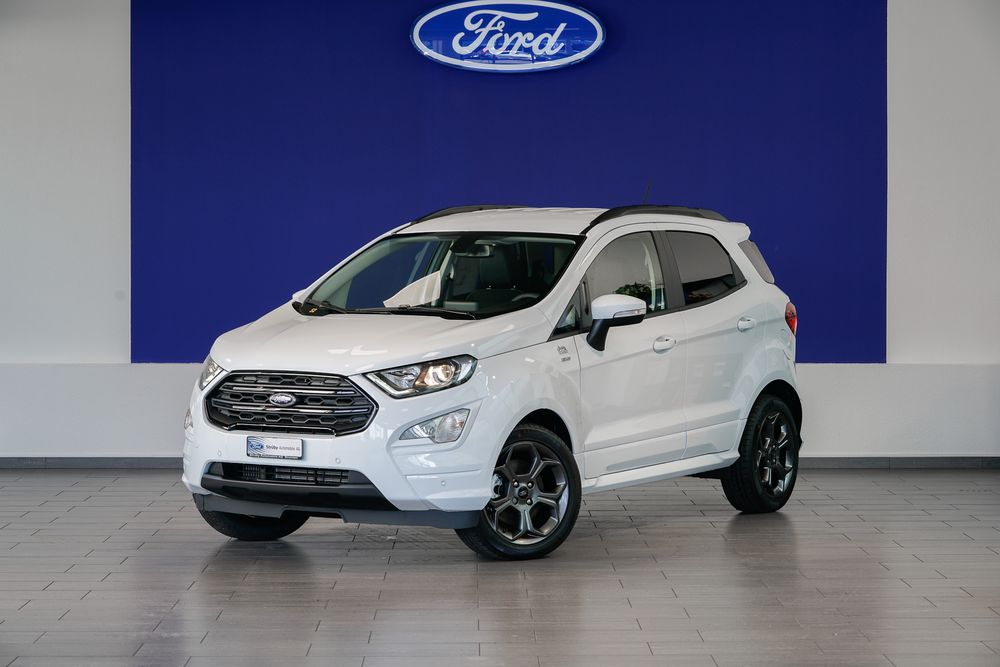 Ford EcoSport 1.0 EcoB 125PS ST-Line Automat