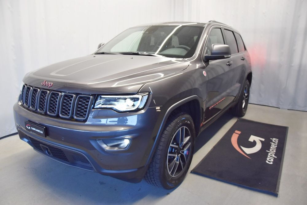 Jeep Grand Cherokee 3.0 CRD 250 Trail. MY19