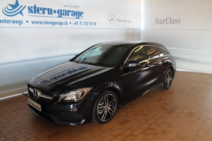 Mercedes-Benz CLA 220 4M Shooting Brake AMG Line