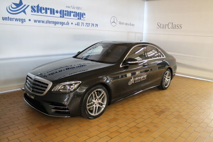 Mercedes-Benz S 560 4Matic AMG Line