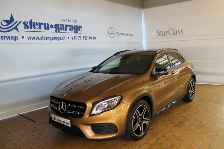 Mercedes-Benz GLA 220 4Matic AMG Line