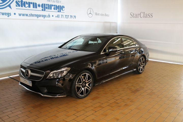 Mercedes-Benz CLS 500 V8 4Matic