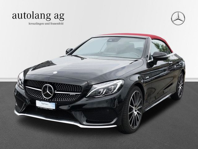 Mercedes-Benz C 43 AMG 4Matic