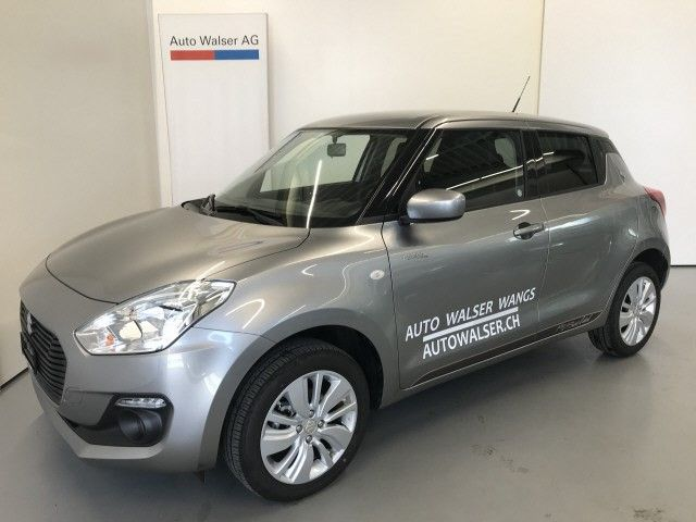Suzuki Swift 1.2i Piz Sulai 4x4