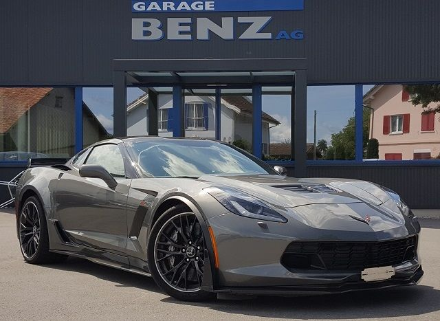 Chevrolet Corvette Coupé Z06 3LZ Z07