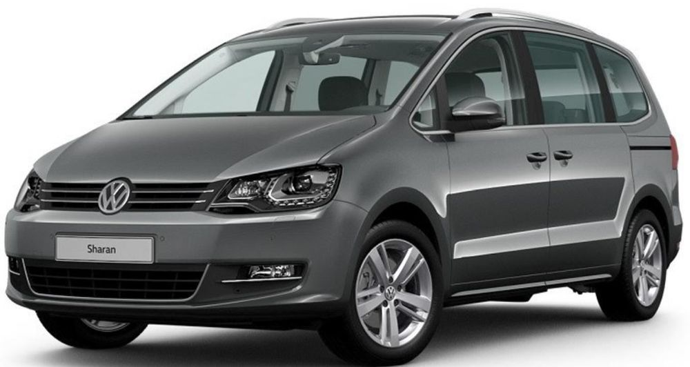 VW New 2019 Volkswagen Sharan Comfortline