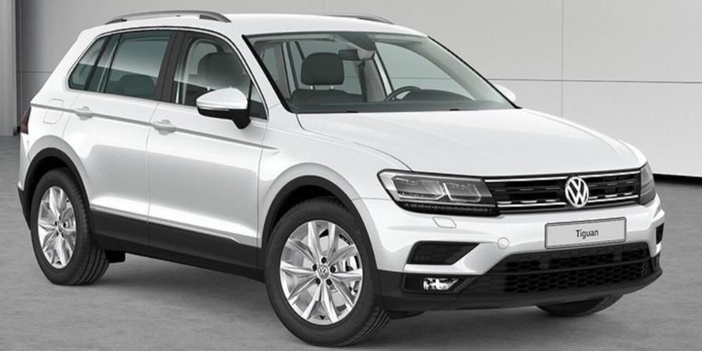 VW New 2019 Volkswagen Tiguan Highline