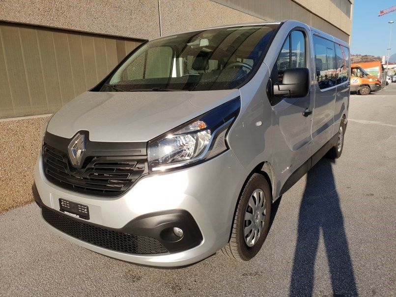 Renault Trafic ENERGY dCi 145 Grand Passenger D