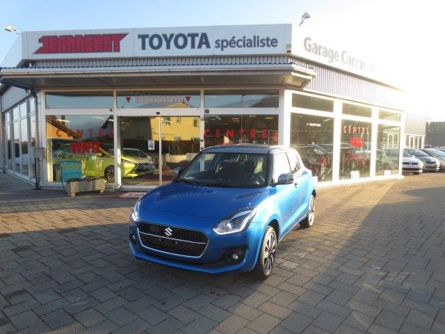 Suzuki Swift 1.2i 16V SHVS Compact Top Hybrid