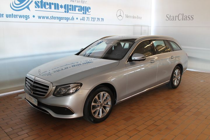 Mercedes-Benz E 220 d 4Matic Kombi Exclusive
