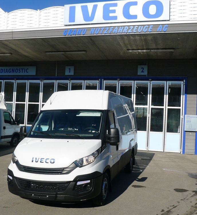 Iveco Daily 35 S 16 A8 VL