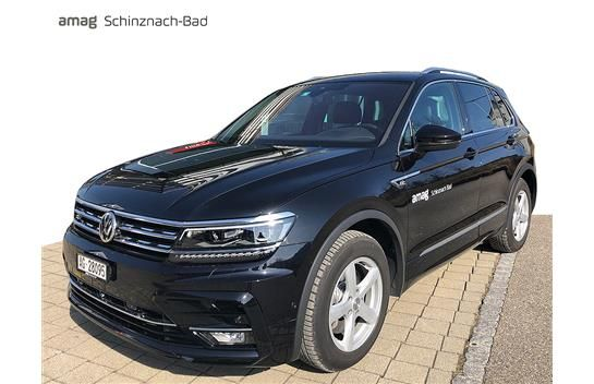 VW Tiguan 2.0 TDI SCR Highline 4Motion DSG