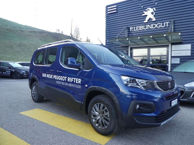 Peugeot Rifter Long 1.5 BlueHDi 130 Allure