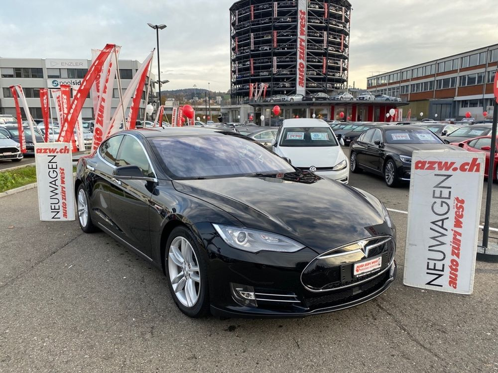 Tesla Model S 85 D 525PS Allradantrieb perm.