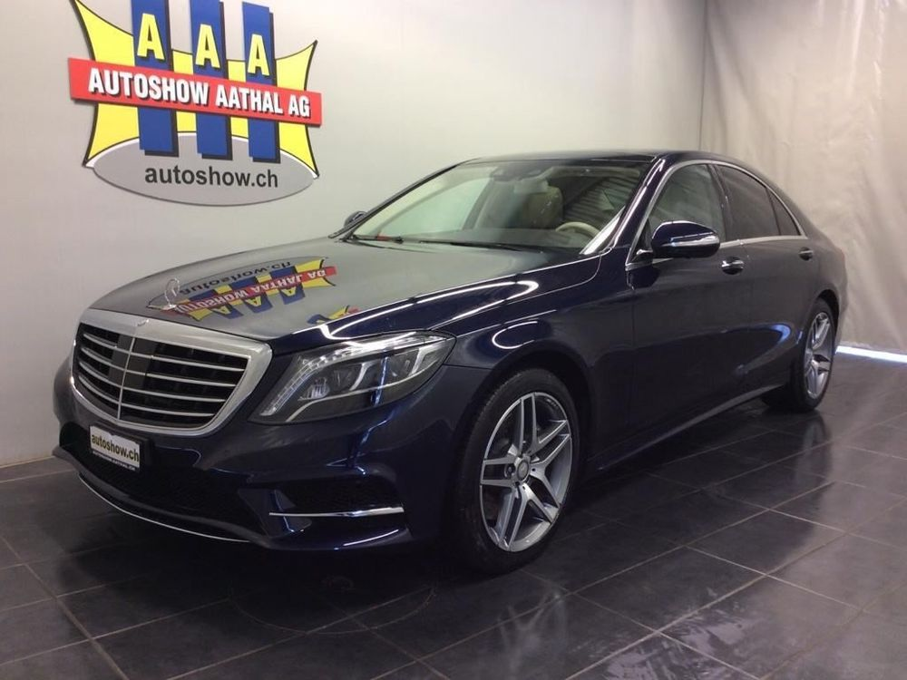 Mercedes S 400 4Matic AMG Line